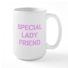 Special Lady Friend Lebowski Mugs