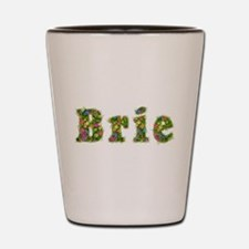 Brie Floral Shot Glass