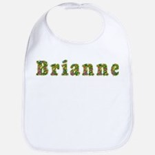Brianne Floral Bib