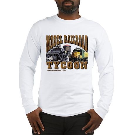 New Model LargeWd.jpg Long Sleeve T-Shirt