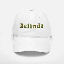 Belinda Floral Baseball Baseball Cap