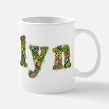 Ashlyn Floral Mug