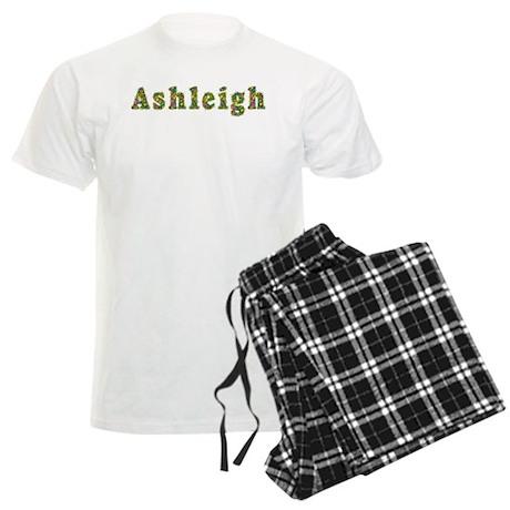 Ashleigh Floral Men's Light Pajamas