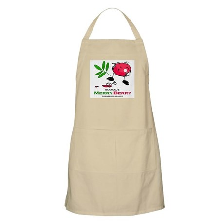 Harry the Merry Berry Apron