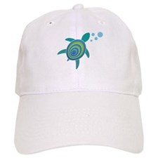 Ocean Doctor Sea Turtle Logo Cap