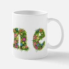 Anne Floral Mug