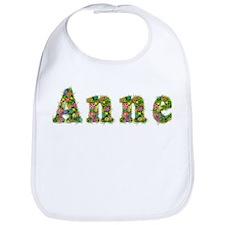 Anne Floral Bib
