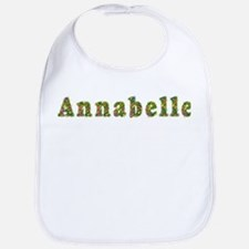 Annabelle Floral Bib