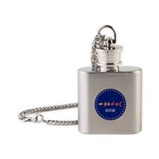 2012 USA Flask Necklace