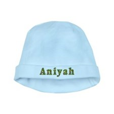 Aniyah Floral baby hat