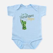 Shenanigans Infant Bodysuit