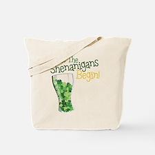 Shenanigans Tote Bag