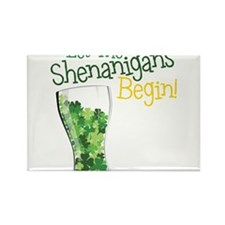 Shenanigans Rectangle Magnet