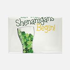 Shenanigans Rectangle Magnet