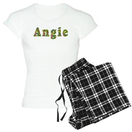 Angie Floral Women's Light Pajamas