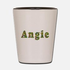 Angie Floral Shot Glass