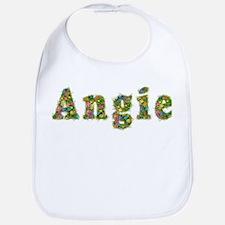 Angie Floral Bib