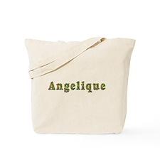 Angelique Floral Tote Bag