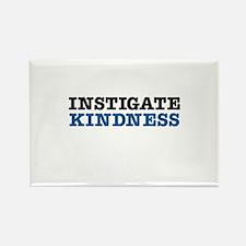 Instigate Kindness Rectangle Magnet