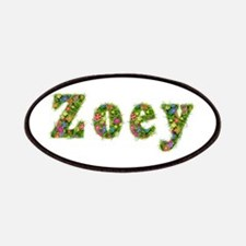 Zoey Floral Patch