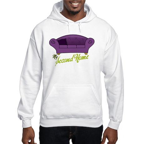 My Second Home Hooded Sweatshirt