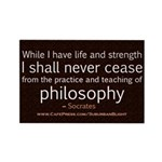 Socrates Practice of Philosophy 3x5.jpg Rectangle