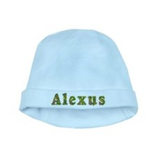 Alexus Floral baby hat