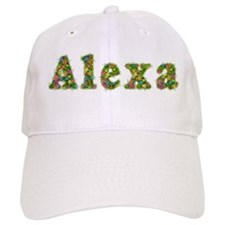 Alexa Floral Baseball Cap