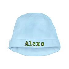 Alexa Floral baby hat