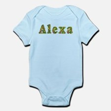 Alexa Floral Infant Bodysuit