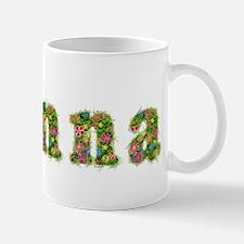 Alanna Floral Small Small Mug
