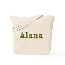 Alana Floral Tote Bag