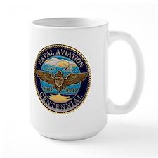 Naval Aviation Centennial Ceramic Mugs
