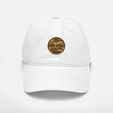 Bronze Naval Aviation Centennial Baseball Baseball Cap