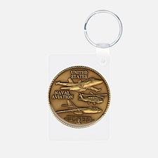 Bronze Centennial Keychains