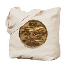 Bronze Naval Aviation Centennial Tote Bag