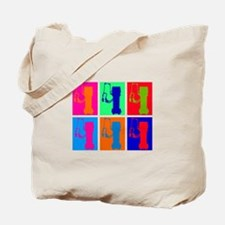 respiratory vent popart SQUARE.PNG Tote Bag
