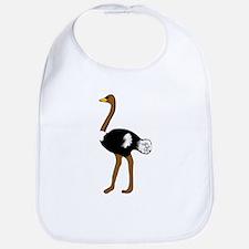 Ostrich Bib