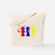vent shirt 3 colors.PNG Tote Bag