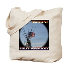 First Nations, First Patriots Tote Bag