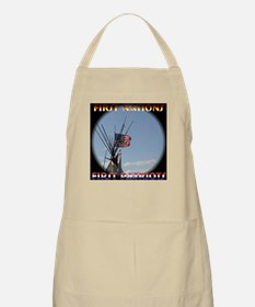 First Nations, First Patriots BBQ Apron