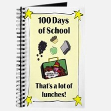 Lot of Lunches Journal