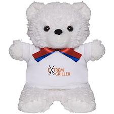 Grillen Teddy Bear