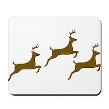 reindeer Mousepad