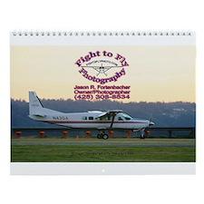 Cute F 15 eagle Wall Calendar