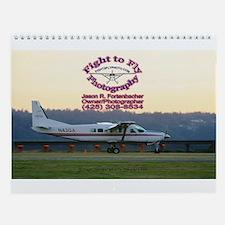 Unique Military pilot Wall Calendar