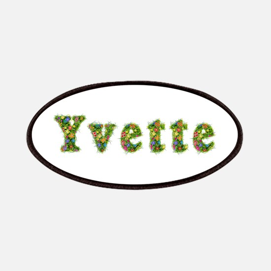 Yvette Floral Patch