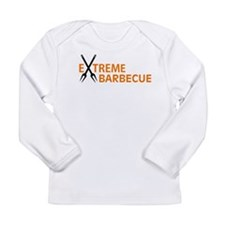 barbecue Long Sleeve Infant T-Shirt