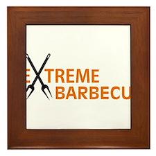 barbecue Framed Tile