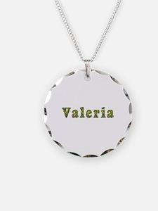 Valeria Floral Necklace